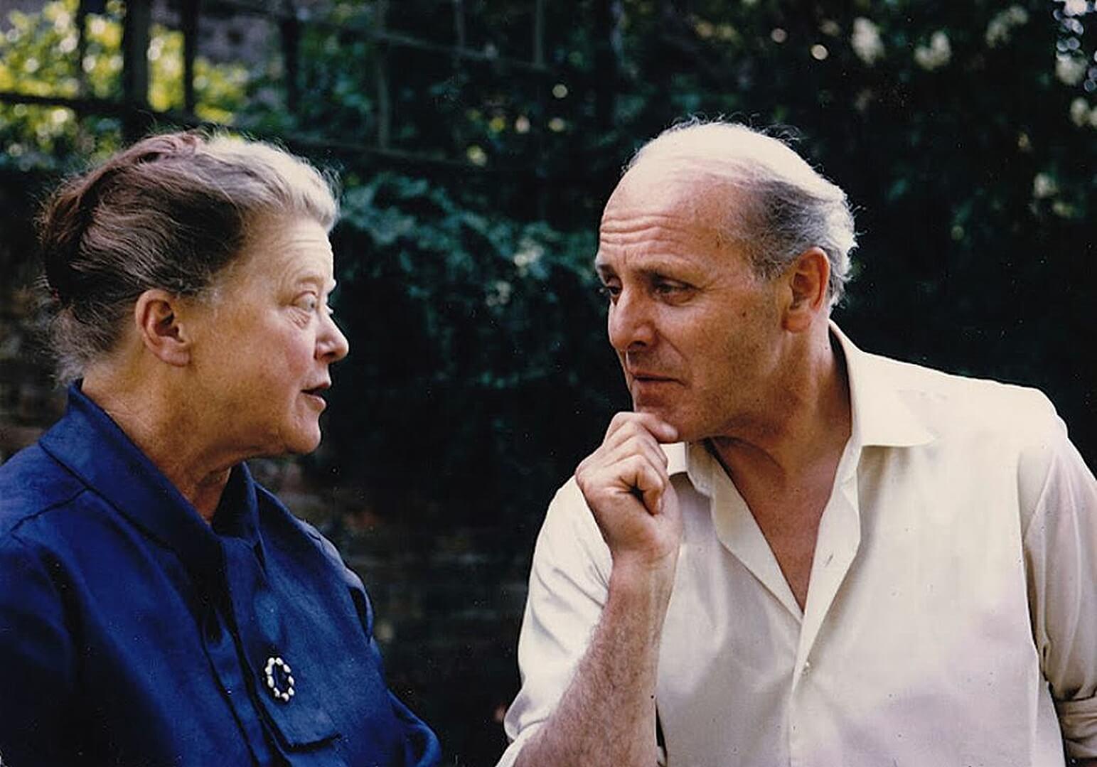 Val and John Morley